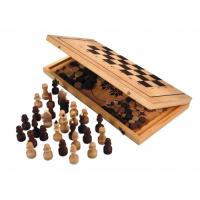 Игра 2в1 шашки, нарды
