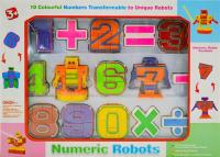 Роботы цифры 500-21