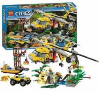 Конструктор CITIES 10713 (1298)