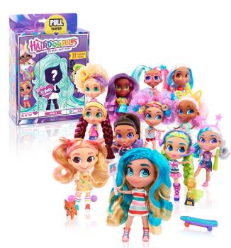 Кукла сюрприз Hairdorables 8234B