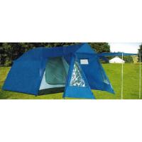 Палатка 4-х местная двухслойная Lanyu 1704