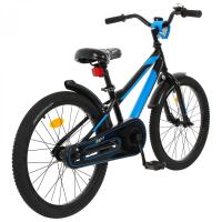 Велосипед 20 Graffiti Deft, цвет черный/голубой 5267487