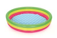 Детский надувной бассейн (152х30см) с надувным дном 51103