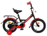 """Велосипед 14"""" Graffiti Classic, цвет черный/красный 4510668"""