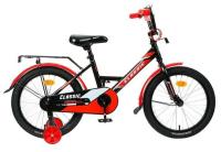 """Велосипед 18"""" Graffiti Classic, цвет черный/красный 4510728"""