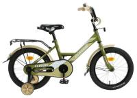 велосипед 16 Graffiti Classic,цвет хаки 4510699