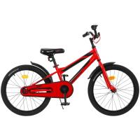 Велосипед 20 Graffiti Deft, цвет красный/черный 5267486