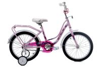 "Велосипед 18"" Stels Wind, Z020, цвет розовый 6490644"