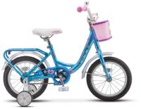 "Велосипед 16"" Stels Flyte Lady, Z011, цвет бирюзовый"
