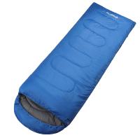 Спальный мешок (серо-синий)