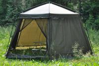 Палатка Шатер Кухня 6 угольный 430x430x230 1629