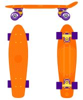 Круизер пластиковый RIDEX Pumpkin 22''x6''