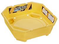Арена для блейдов глубокая желтая квадрат