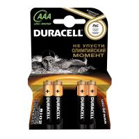 Батарейки DURACELL LR03 мизинец