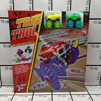 Trix Trax трек с двумя машинами bb883