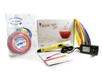 3D Ручка Spider Pen Plus с дисплеем