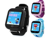 Часы детские GPS Q100