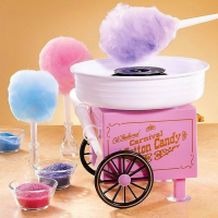 Аппарат для изготовления сахарной ваты Carnival Cotton Candy Maker (Коттон Кэнди Мэйкер)  вата