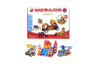Магнитный конструктор Mag-building 56 деталей