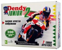 Денди Dendy Junior 2 Classic 300в1 с пистолетом