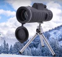 Монокуляр телескоп с подставкой KL 1040