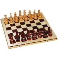 Шахматы 290х145х38 Обиходные