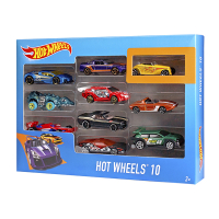 Машинки HW 10 в 1