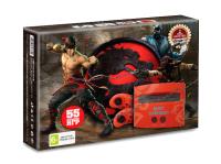 Сега Sega Super Drive Mortal Kombat 55в1