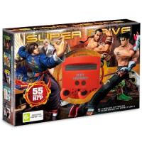 Сега Sega Super Drive Tekken 55в1